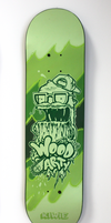 WOOD PARTY SK8 by The-Kiwie