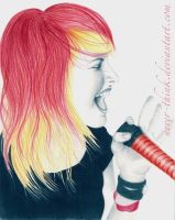 Hayley Williams by OliviasArtwork