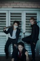Crows Zero by hana-bira