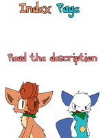 PMD: EoH - Index page by Evildraws