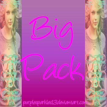 Big Pack by PurpleSparkles13