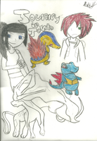 Journey in Johto cover by Firenation771