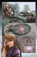 Tombraider Witchblade pg1 by iANAR