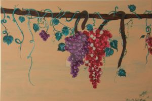 The Wise Grape Vine by butterflyannie