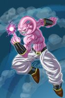 Super Buu by Rinexperience