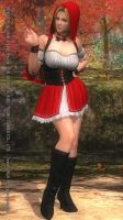 DEAD OR ALIVE 5 Last Round Tina36 by aponyan