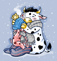 Winter is cimong by ChuChucolate