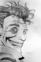 The Joker - Comic by Luyepii