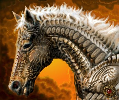 War Horse by savageworlds