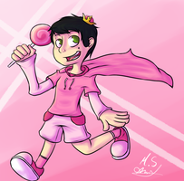 Mike the Candy Prince by LombaxAzores
