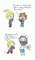 Russian Ru by Provass