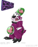 Evil Con Carne by MikeinHell