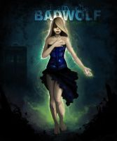 Bad Wolf Rose Tyler by csgirl