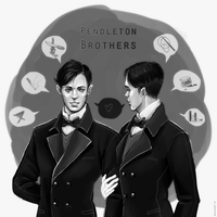 Pendleton Brothers by Shaidis