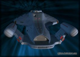 U.S.S. Victory, NCC-362447 by Ayiano