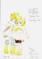 Vocaloid : Fanfiction LxR WfL by ICSanimangalovers