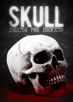 Skull Dock Icon by dEGOnstruction