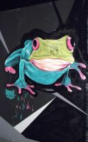 Frog 1 by Carneiro22