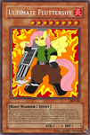 Ultimate Fluttershy Yugioh Card by McGreger16