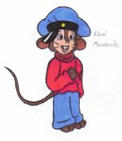 Fievel Mousekewitz by MistyKoopa