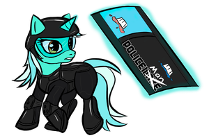 Lyra Riot by Freefox