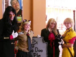 Hellsing cast by HeroinFilledAlfred