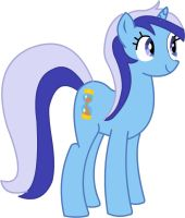 Vectored Colgate/Minuette (My Very First Attempt) by Recycle-Or-Die