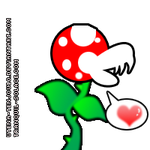 Cute Project: Piranha Plant by reafu-fu