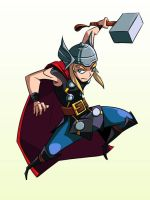 THor by chikinrise