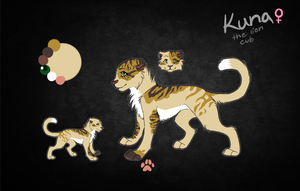 Kuna Ref Sheet by whicray