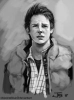 -Marty McFly- by obsceneblue
