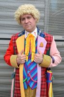 6th Doctor Who Cosplay (2) by masimage