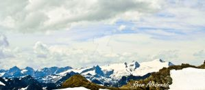 The mountains of Austria by princess-reme