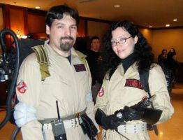 Ghostbusters at Monster Mania by Scream01
