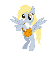 Derpy The Mail Mare by NinjamissenDk