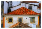 Obidos Old Window I by FilipaGrilo