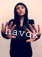 in my hands by Charlotte-Havok