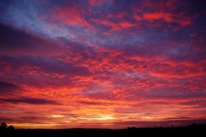 The Burning Sky by ewensimpson