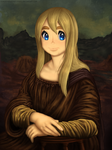 Mugi Lisa by PowderAkaCaseyJones