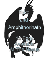 Amphithorinath and Toko Teaser by lethe-gray