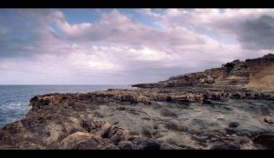 Rocky Shore by Silver-Guild