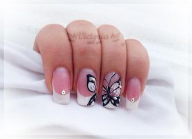Nail art 197 by ChocolateBlood