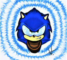 Sonic (Boom)#4 Expressions#1 by Katiewhite2000