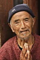People of Bhutan IV by ernieleo