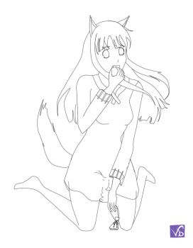 Horo Line by VioletBerly
