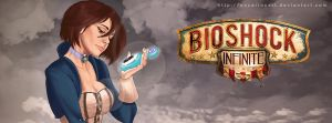 Elizabeth Facebook Cover by OSCARINXART