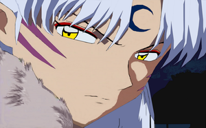 Sesshomaru by saranichole28