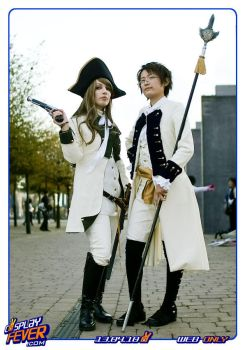 Cosplay Fever: 13-04-10 by CosplayFever