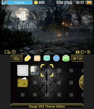 Bloodborne - Hunter's Dream 3DS Theme by kironohasama
