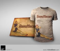 Ruling Mercury Band Merch by VisionHaus